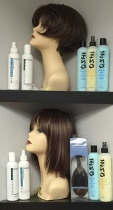 Custom and latest style wigs for hair loss and cancer patients